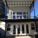 Exterior facing